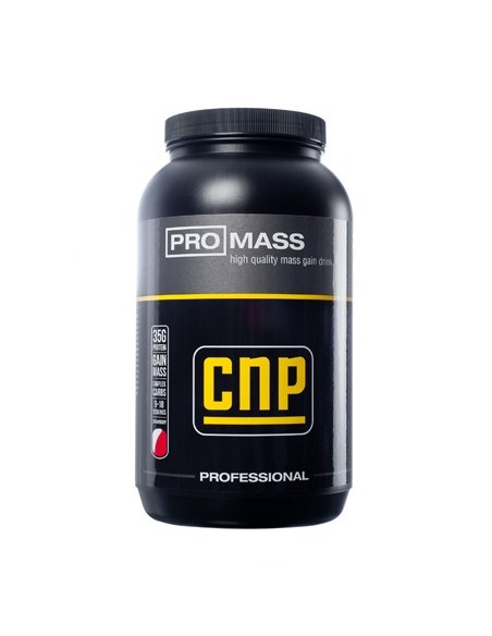 Συμπλήρωμα διατροφής CNP Pro Mass - 908gr, γεύση Βανίλια