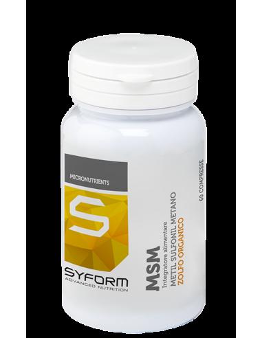 Συμπλήρωμα διατροφής SYFORM MSM - 60...