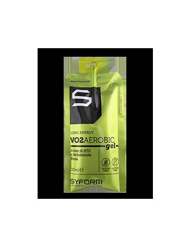 Συμπλήρωμα διατροφής SYFORM VO2 Aerobic Gel - 20 φακελάκια, 30ml