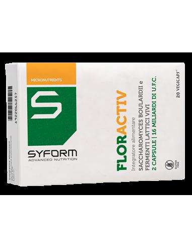 Συμπλήρωμα διατροφής SYFORM Floractiv...