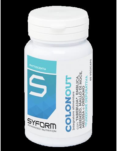 Συμπλήρωμα διατροφής SYFORM Colonout...