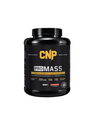 Συμπλήρωμα διατροφής CNP Pro Mass - 25-50 σκουπ, 2500gr γεύση Φράουλα