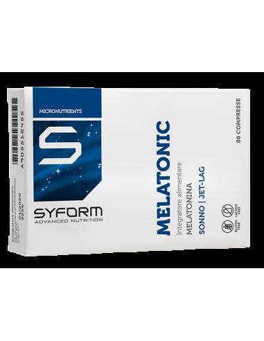 Συμπλήρωμα διατροφής SYFORM Melatonic - 80 κάψουλες, 90mg